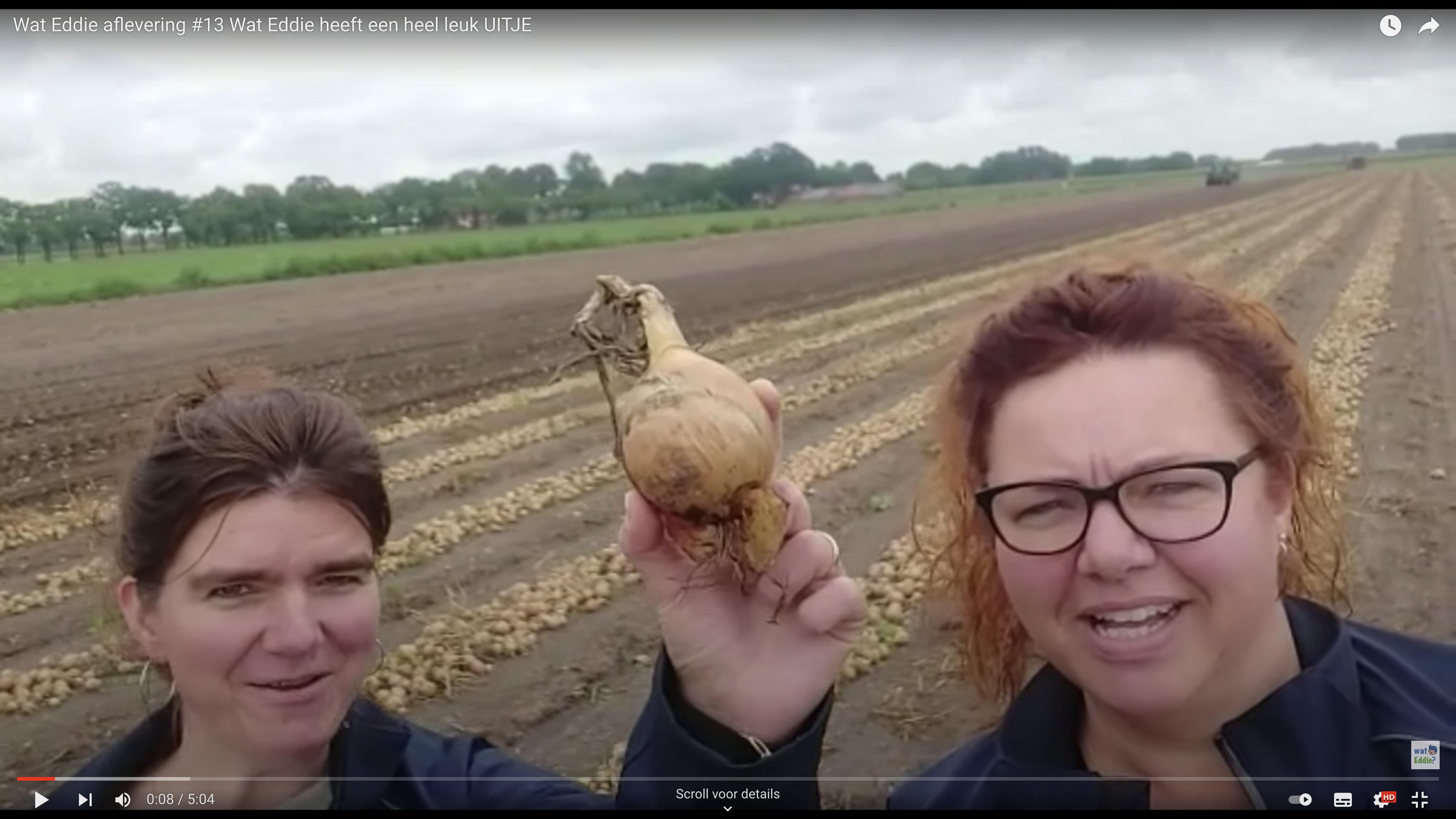 'Wat Eddie' laat met vlogs zien hoe  het écht gaat in een boerenbedrijf